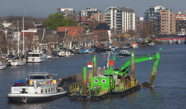 Copyright DEME (Dredging Environmental & Marine Engineering) NV Belgium